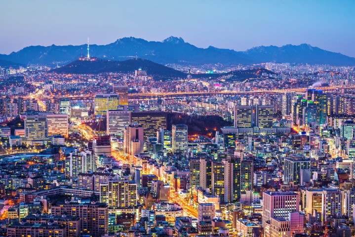 South Korea : October 2016 | Car Sales Forecast South Korea