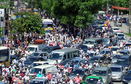 Vietnam : Car Sales Forecast | 2015 | March sales